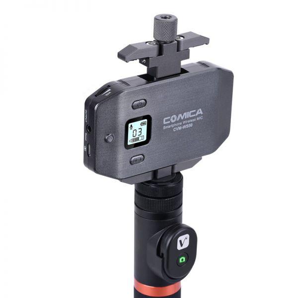 Беспроводной петличный микрофон Comica CVM-WS50 (A)