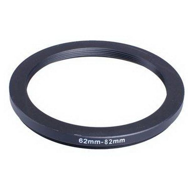 Повышающее кольцо Step Up 62-82 мм