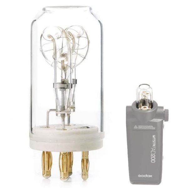 Импульсная лампа AD-FT200 для вспышек Yongnuo YN200 и Godox AD200