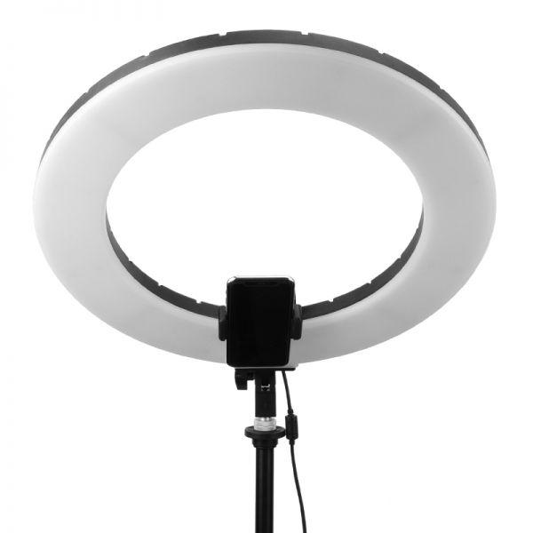 Кольцевой осветитель Beike RL-480 Bi-Color