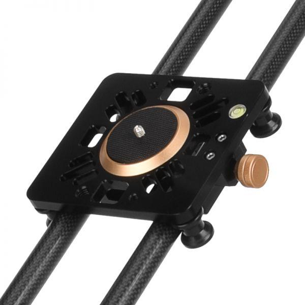 Карбоновый слайдер Beike QH760C 60 см