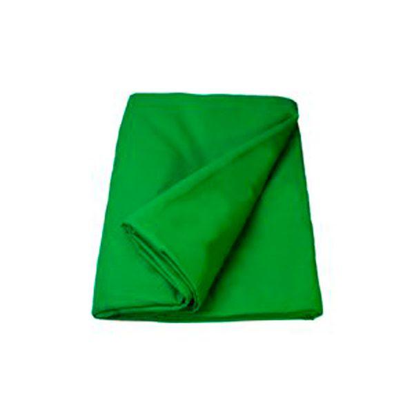 Фон хромакей зеленый (муслин)
