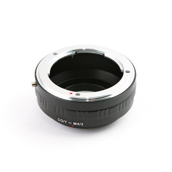 Переходное кольцо Contax/Yashica - Micro 4/3