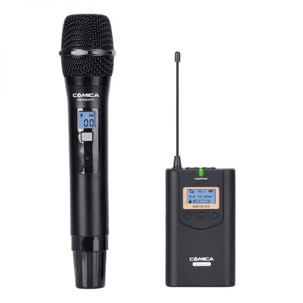 Беспроводной микрофон Comica CVM-WM100H