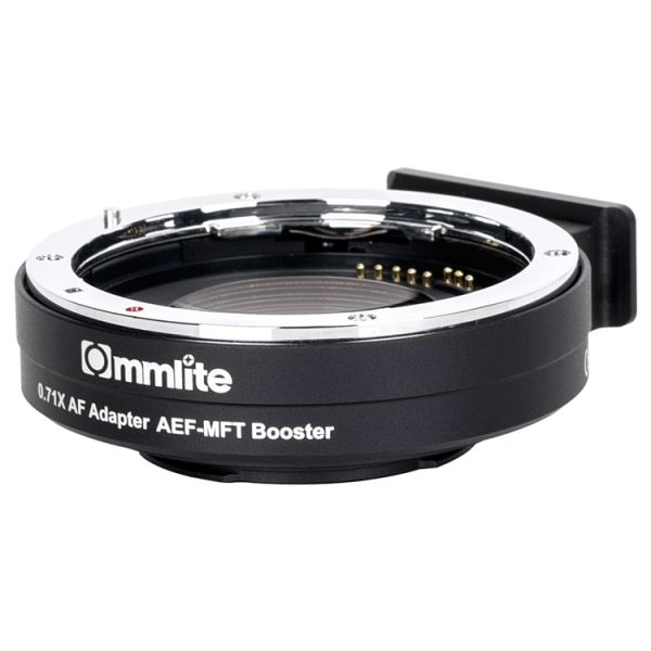 Спидбустер Commlite Canon EF - Micro 4/3 (Commlite CM-AEF-MFT BOOSTER)