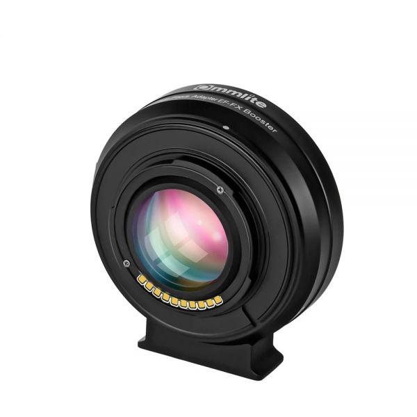 Спидбустер Canon EF - Fuji FX-mount (Commlite CM-EF-FX Booster)