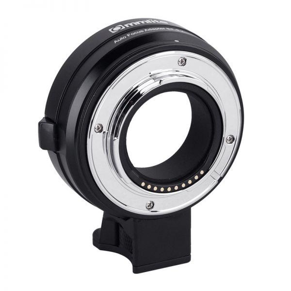 Переходное кольцо Canon EF - Fuji FX-mount (Commlite CM-EF-FX)