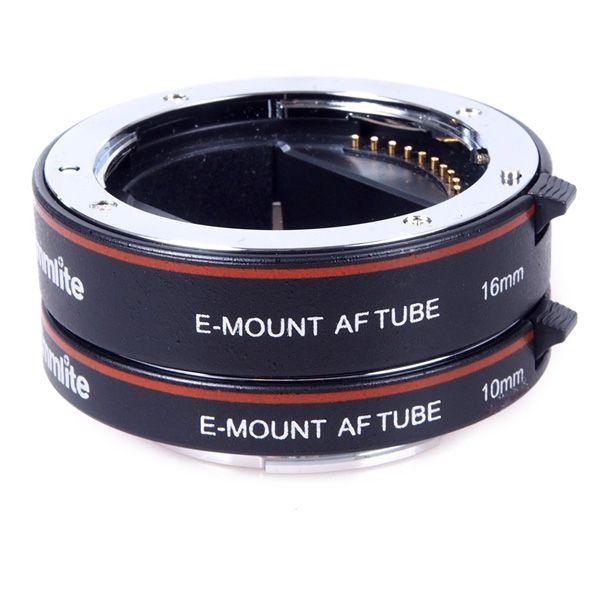 Автофокусные удлиннительные кольца Commlite CM-ME-AFSM II Sony E Full Frame