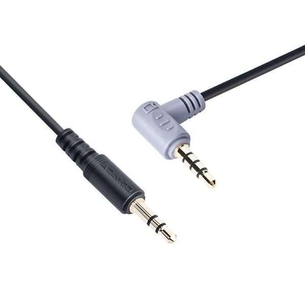Микрофонный кабель адаптер Comica CVM-D-SPX для смартфонов (TRS-TRRS)