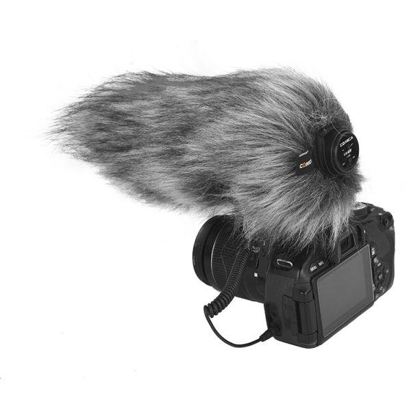 Внешний направленный микрофон Comica CVM-V30 PRO