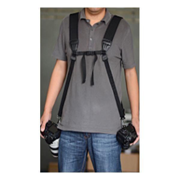 Плечевой ремень для двух камер DSLRKIT DQS-TL