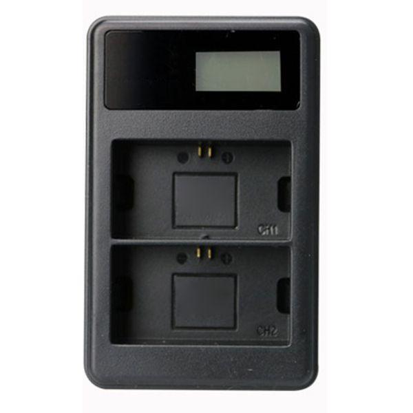 Зарядное устройство DslrKit LP-E6 Dual (на два аккумулятора LP-E6N)