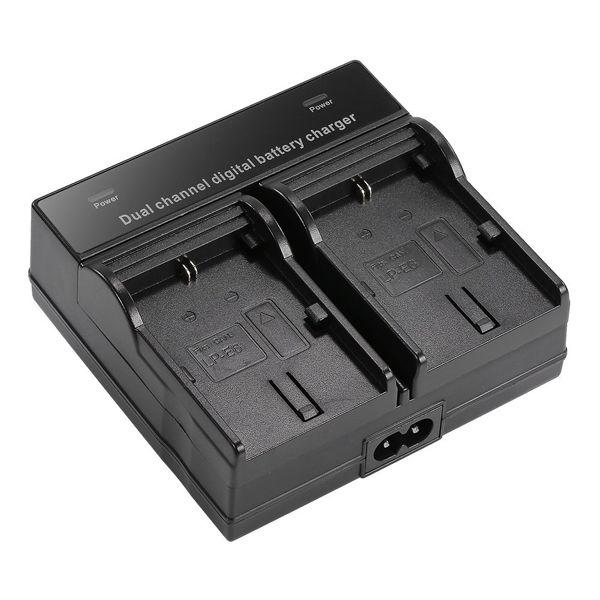 Зарядное устройство DslrKit EH270B (на два аккумулятора Canon LP-E6)