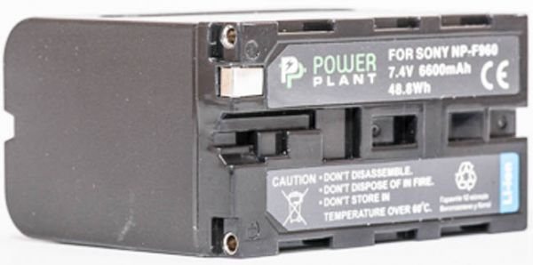 Аккумулятор Sony NP-F970/NP-F960 (Powerplant)