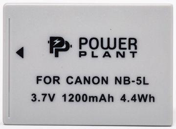 Аккумулятор Canon NB-5L (Powerplant)