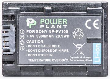 Аккумулятор Sony NP-FV100 (Powerplant)