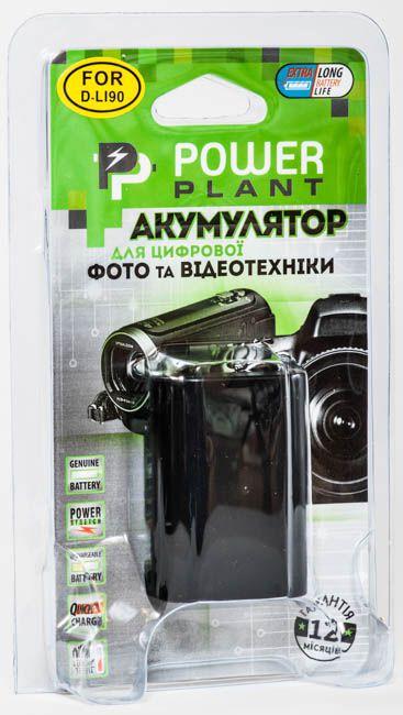Aккумулятор Pentax D-Li90 (Powerplant)