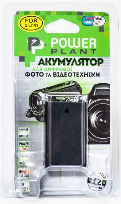 Aккумулятор Pentax D-Li109 (Powerplant)