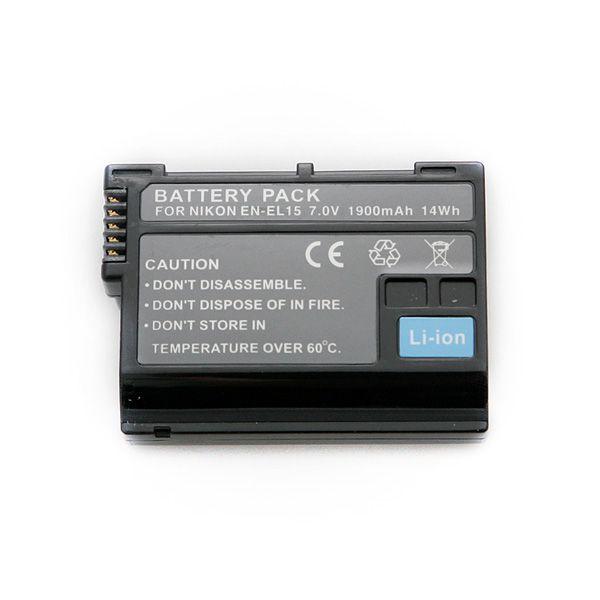 Aккумулятор Nikon EN-EL15 (JNT Technology)