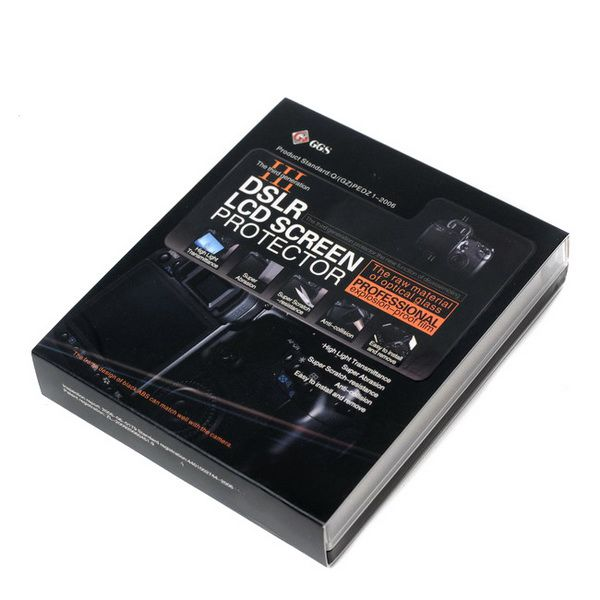 Защита экрана камеры Sony NEX  GGS III Gen. съемная