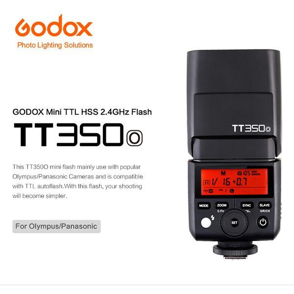 Вспышка Godox TT350N для Nikon