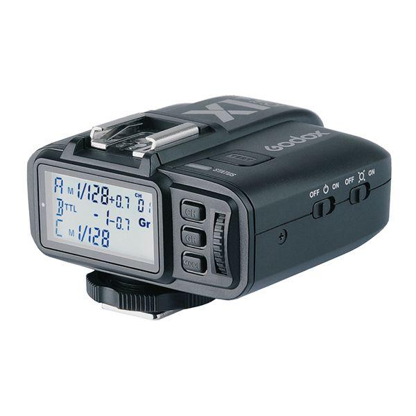 Передатчик радиосинхронизатора Godox X1T-O Olympus/Panasonic