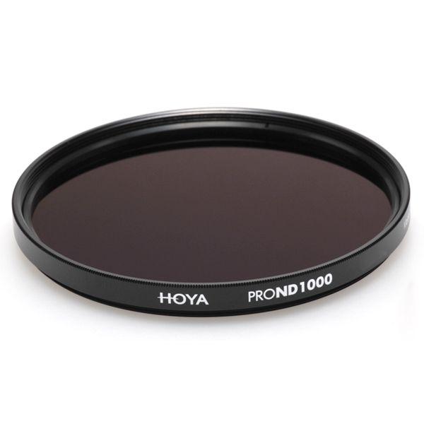 Нейтрально-серый фильтр Hoya Pro ND 1000