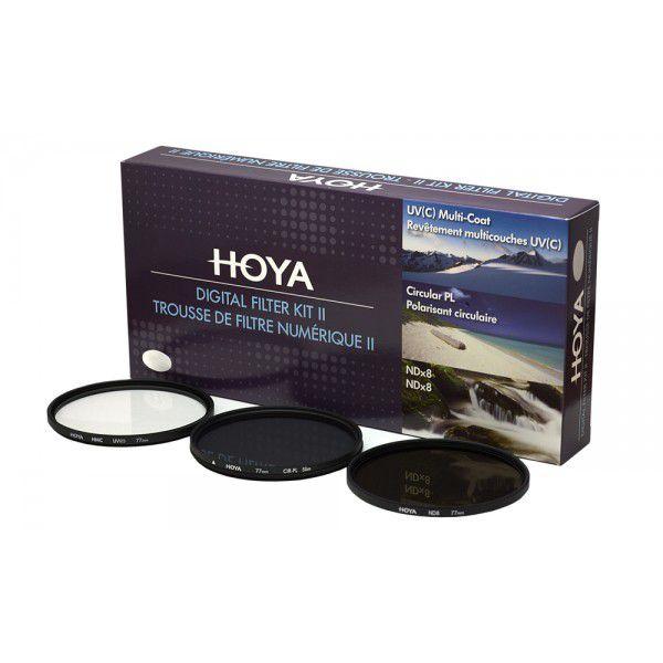 Набор фильтров Hoya Digital Filter Kit II