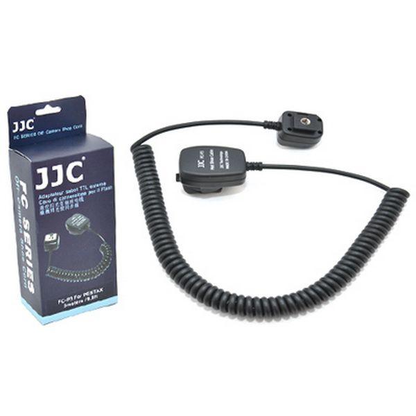 TTL-кабель JJC FC-P3 (для Pentax/Samsung)