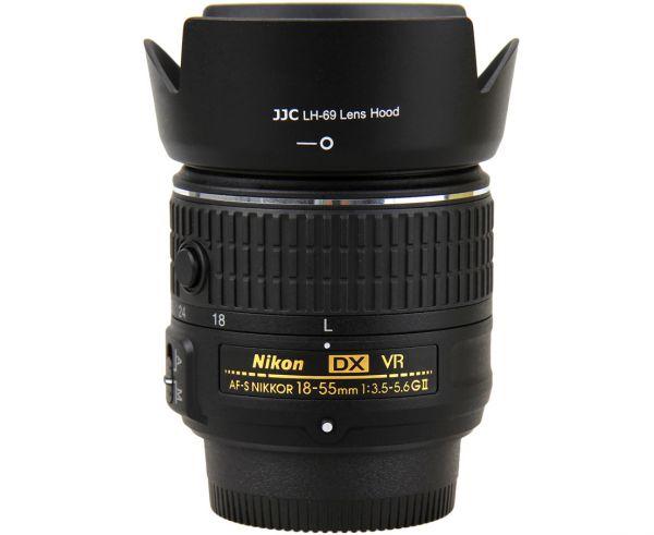 Бленда Nikon HB-69 (JJC LH-69)