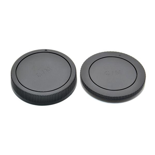 Комплект крышек для Canon EOS M (JJC L-R15)