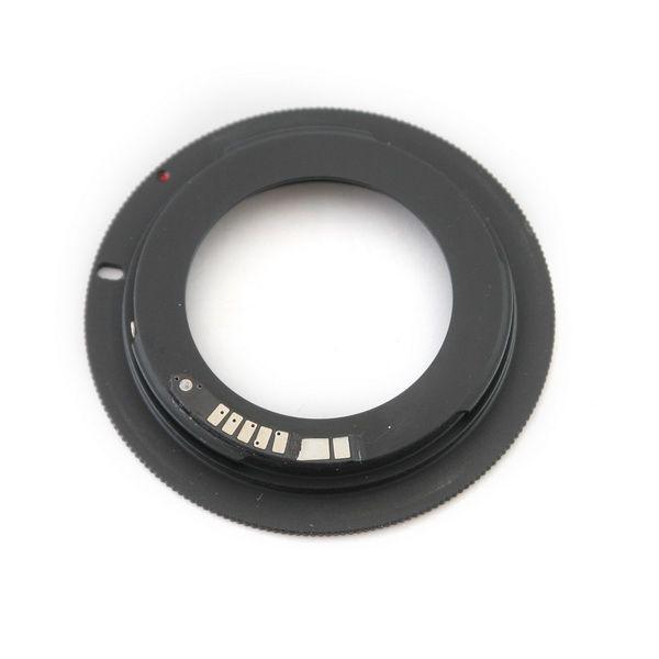 Переходное кольцо M42 - Canon EF с чипом