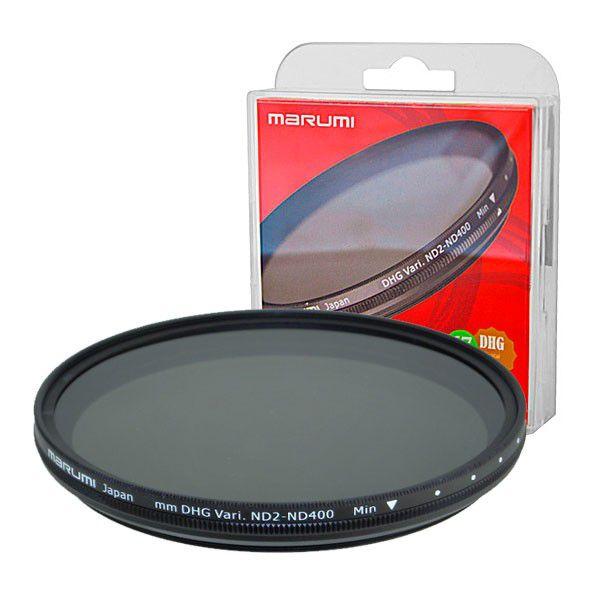 Фильтр переменной плотности Marumi DHG vari. ND2 - ND400