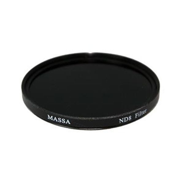 Нейтрально-серый фильтр Massa ND8