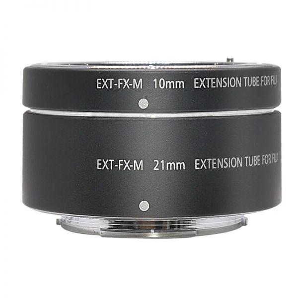 Автофокусные удлинительные кольца Mcoplus EXT-FX-M для Fuji FX-mount
