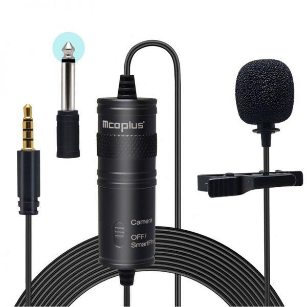 Активный петличный микрофон Mcoplus LVD600 (6 метров)