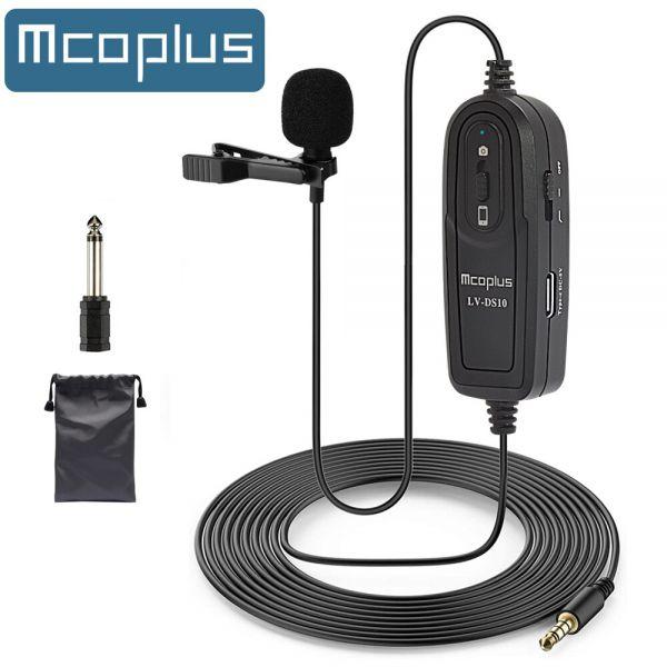 Петличный микрофон Mcoplus LVDS10