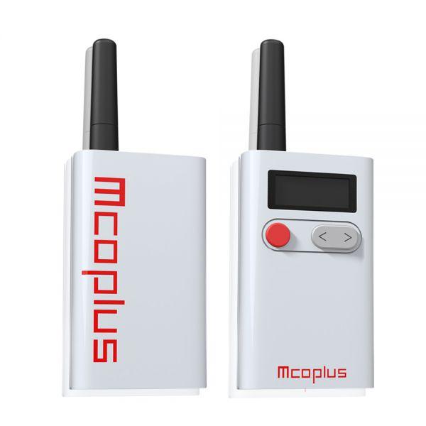Беспроводная радиосистема Mcoplus UHF-WMU48 Set A  (1 передатчик и 1 приемник)