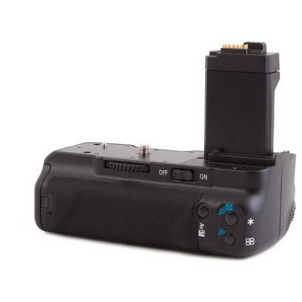Батарейный блок для Canon 1000D, 500D, 450D Meike MK-500D аналог Canon BG-E5