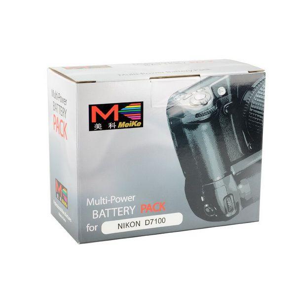 Батарейный блок для D7100 Meike MK-D7100 (аналог Nikon MB-D15)