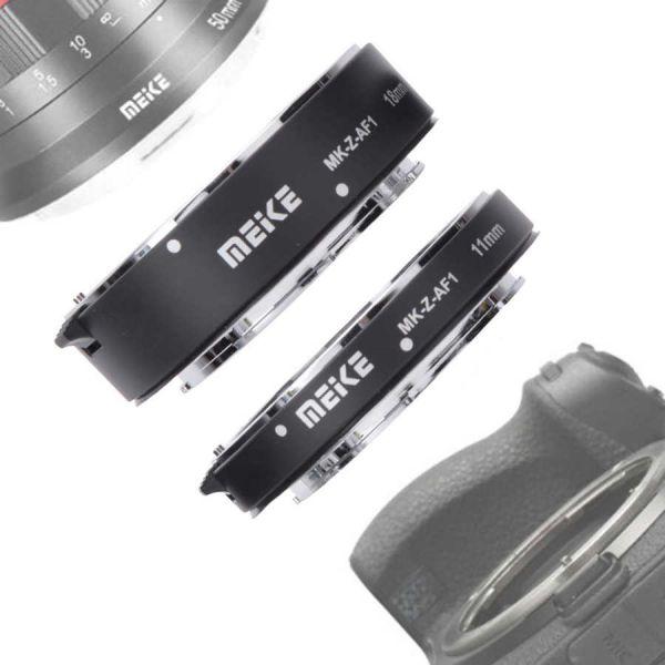 Автофокусные удлинительные кольца Meike MK-Z-AF1 Nikon Z