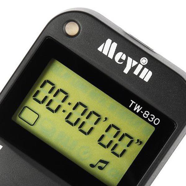 Программируемый пульт интервалометр Meyin TW-830