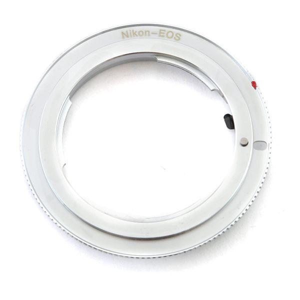 Переходное кольцо Nikon F - Canon EF