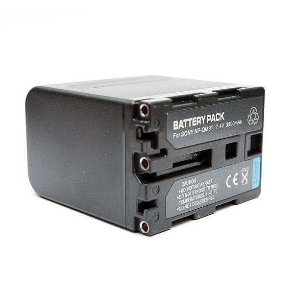 Аккумулятор Sony NP-QM91/NP-QM90 (JNT Technology)