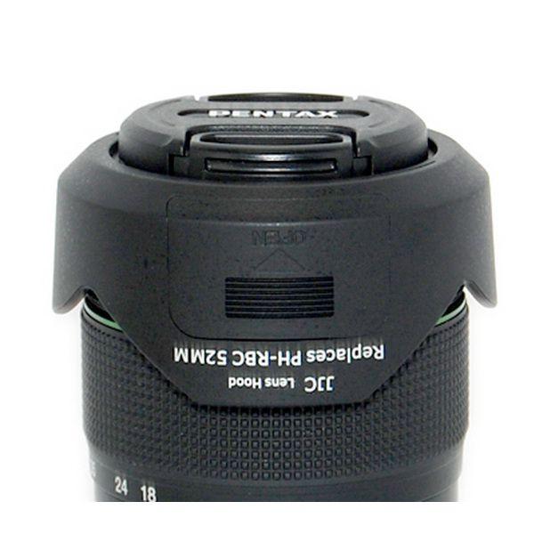 Бленда Pentax PH-RBC 52mm (JJC LH-RBC 52mm)