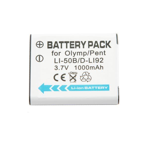 Aккумулятор Pentax D-Li92 (JNT Technology)