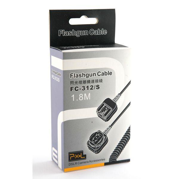 TTL-кабель Pixel FC-312 (для Nikon)