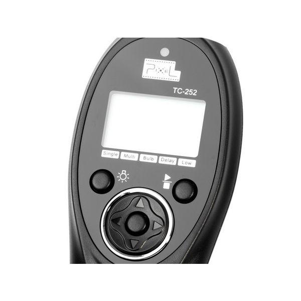 Программируемый пульт интервалометр Pixel TC-252