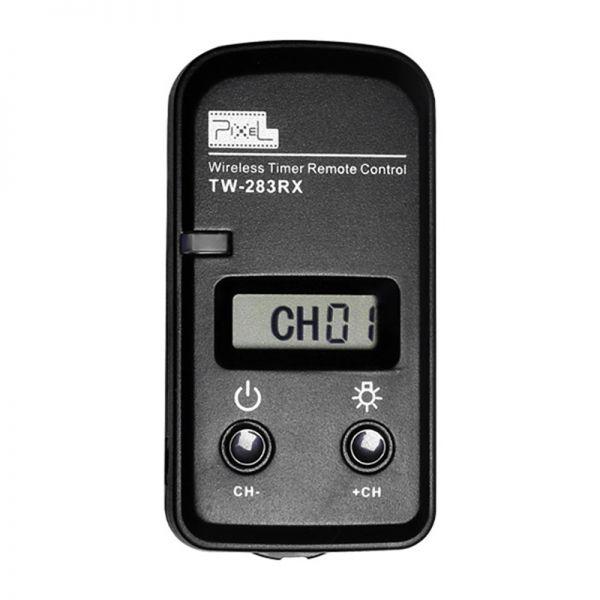 Беспроводной программируемый пульт интервалометр Pixel TW-283