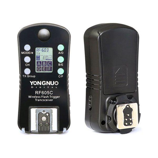 Радиосинхронизатор Yongnuo RF-605